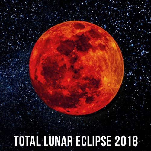 Lunar Eclipse 2018 retrospect